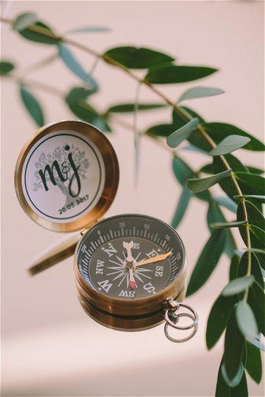Unique stopwatch wedding favor