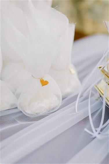 Bonbonnieres wedding favours