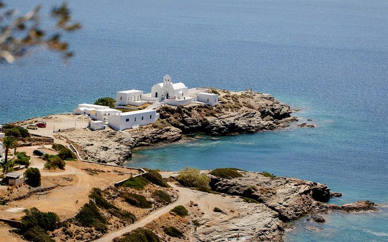 Greek islands weddings Sifnos