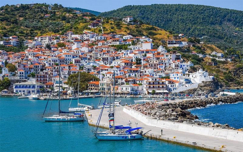 Greek Islands Weddings Skopelos
